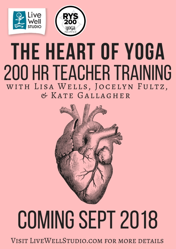 The Heart of Yoga (2)